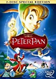 Peter Pan (2-Disc Special Edition) [1953] [DVD] by Hamilton Luske