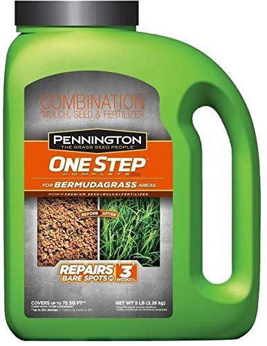 Generic Seeds: Pennington One Step Komplett für Bermudas Bereiche mit Mulch, s Seed -
