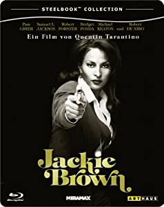 Jackie Brown - Steelbook Collection [Blu-ray]