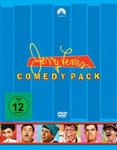 Bild von Jerry Lewis Comedy Pack (10 DVDs) - exklusiv bei Amazon.de