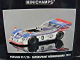 Minichamps 255.895.094cm Porsche 917/20Martini Interserie Champion 5.014cm Druckguss Modell, Maßstab 1: 18