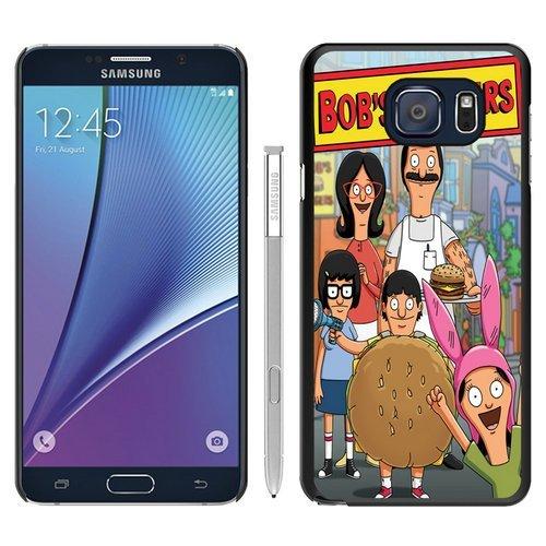 Samsung Galaxy Note 5Fall, Bob 's Burger 13schwarz Samsung Galaxy Note 5Handy Fall CHG Fall, zP2802 Robuste Handy-fällen