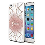 Personalised Marble Hard Phone Case Cover For Apple Samsung & Various Models (Design D03) For Apple iPhone 4/4s