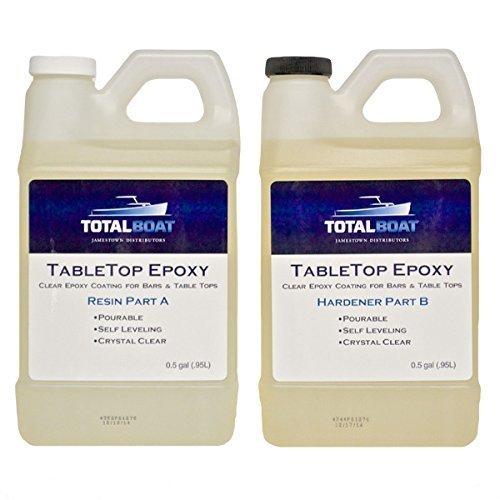 TotalBoat TableTop Epoxy Gallon by Jamestown Distributors