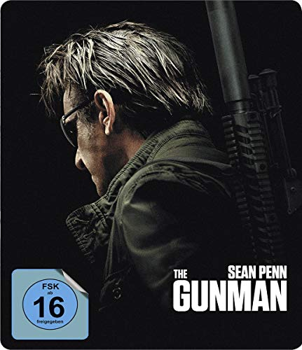 The Gunman - Steelbook [Blu-ray]