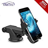 #2: FABTEC Asuse Twist Smart Telescopic Universal Mobile Stand Premium Mobile Phone Car Mount Holder, 360° Rotable Holder For Maruti Baleno 2015