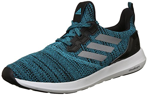 Adidas Men's Zeta 1.0 M Eneblu, Silvmt, Cblack Running Shoes-6 UK/India (39 1/3 EU)(CI9816)