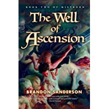 [ THE WELL OF ASCENSION (MISTBORN TRILOGY #02) ] The Well of Ascension (Mistborn Trilogy #02) By Sanderson, Brandon ( Author ) Aug-2007 [ Hardcover ]