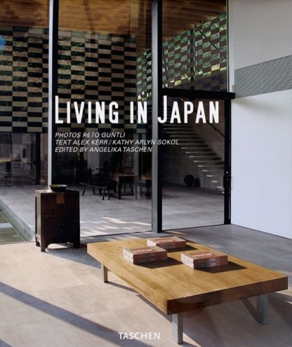 Living in Japan (English, German and French Edition) by Alex Kerr (2006-07-01)