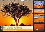 Im Lichte Afrikas (Wandkalender 2019 DIN A4 quer): Wenn der Tag kommt und geht (Monatskalender, 14 Seiten ) (CALVENDO Natur) - Wibke Woyke