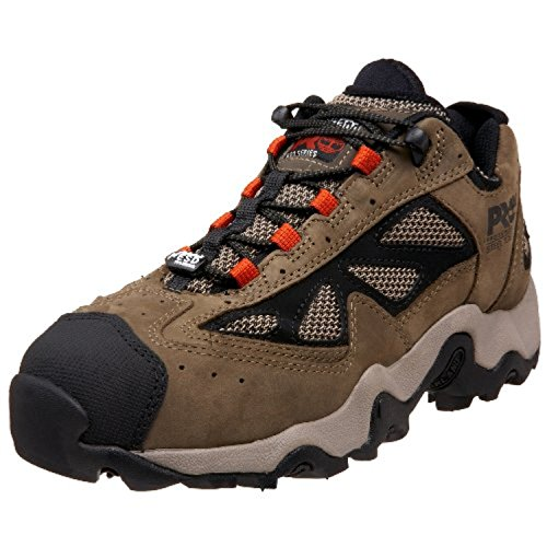 Timberland PRO Men's 81016 Gorge MPO ESD Steel Toe Oxford,Brown,12 M US