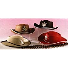 3b23ee2f2e Amazon.es  sombrero vaquero niño - Marrón