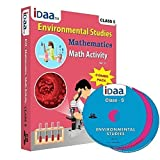 Idaa Class 5-Combo (Mathematics, Environ...