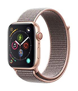AppleWatch Series4 (GPS+Cellular, 44mm) - Gold Aluminium Case with Pink Sand Sport Loop (B07JYY1JRS) | Amazon price tracker / tracking, Amazon price history charts, Amazon price watches, Amazon price drop alerts