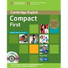 COMPACT FIRST STUDENTS BOOK PACK WITH ANSWERS (Cambridge English)