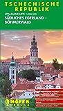 Höfer Straßenkarten, Tschechische Republik, Südliches Egerland-Böhmerwald (Tschechien) -
