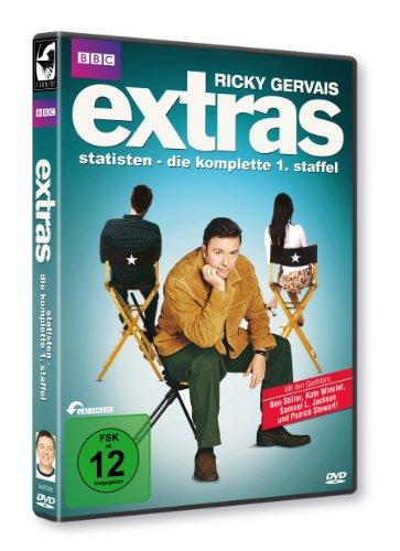 Extras - Statisten: Die komplette erste Staffel [2 DVDs]