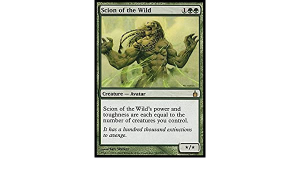 RAV MTG SCION OF THE WILD EREDE DELLA SELVA