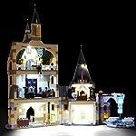 BRIKSMAX Kit di Illuminazione a LED per Lego Harry Potter La Torre dell'Orologio di Hogwarts, Compatibile con Il Modello… LEGO