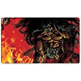 Playmats - Force of Will - Brettspiel MTG Spielmatte Tischmatte Spielmatte Spielmatte Größe 60x35 cm Mousepad Spielmatte für Yugioh Pokemon Magic The Gathering