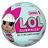 Jimmackey LOL Surprise L.O.L. Dolls Lets Be Friends Series 1Balls ¡Nuevo en caja!