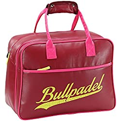 Bullpadel BPB16002 - Bolsa, color vino burdeos, 41x30x18 cm