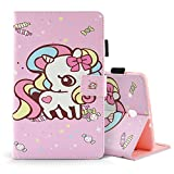 Samsung Galaxy Tab E 9.6 Coque Housse Etui Cuir PU Leather 360 Protection pour...