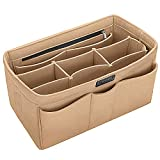 Ropch Handtaschen Organizer Taschenorganizer mit Fächer Geldbeutel-Einsatz Bag...