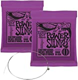 Ernie Ball Power Slinky (0.11 - 0.48) Electric Guitar Strings