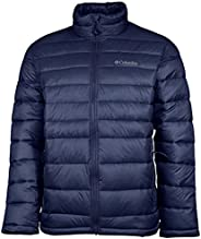 Columbia Men New Discovery Water Resistant Winter Bomber Jacket Puffer (XXL)