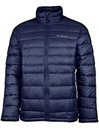391867be5f1a7 Columbia Men New Discovery Water Resistant Winter Bomber Jacket Puffer