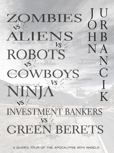 Zombies vs. Aliens vs. Robots vs. Cowboys vs. Ninja vs ...