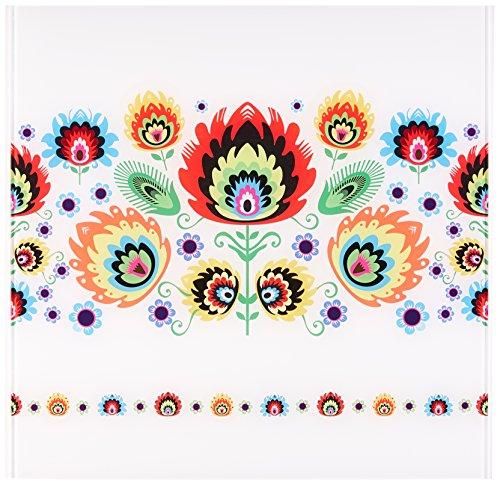 Alfa Panneau de CER 5902027026498 Verre, Verre, Multicolore, 60 x 60 cm