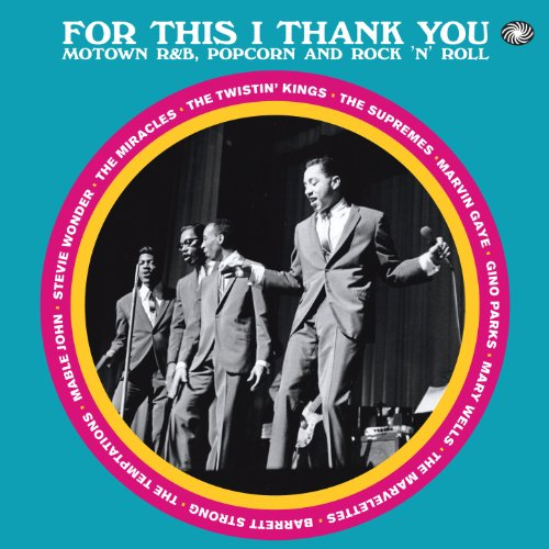 For This I Thank You: Motown R...