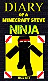Diary of a Minecraft Steve Ninja (Box Set)