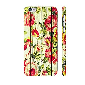 Apple Iphone 6 Subtle Blossom designer mobile hard shell case by Enthopia
