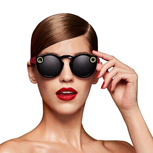 Snapchat 2016 Occhiali da sole Nero