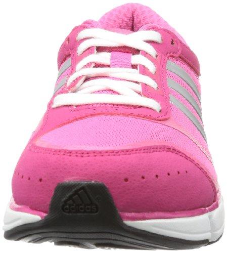 adidas  CC Ride W,  Scarpe da corsa donna Rosa (Pink (Ray Pink F13 / Metallic Silver / Black 1))