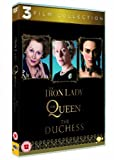 The Iron Lady / The Queen / The Duchess Triple Pack [DVD] [2006] by Meryl Streep
