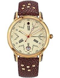 Reloj Chrono Diamond para Mujer 82093
