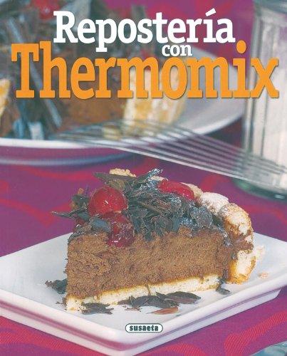 Las recetas dulces más sencillas y sabrosas de Thermomix para sacarle el mayor partido a este pequeño pero utilísimo electrodoméstico y conseguir unos postres deliciosos..