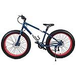 Ridgeyard-fat-bike-26-7-velocit-Cruiser-Bicycle-Mountainbike-spiaggia-passaggio-viaggiare-sport