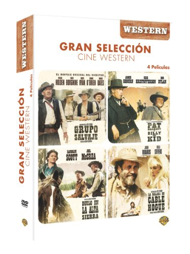Gran Seleccion Oeste (4Pk) [DVD]