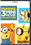 MINIONS: 3 MINI-MOVIE COLLECTION - MINIONS: 3 MINI-MOVIE COLLECTION (1 DVD)