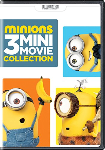 Minions: 3 Mini-Movie Collection [USA] [DVD]