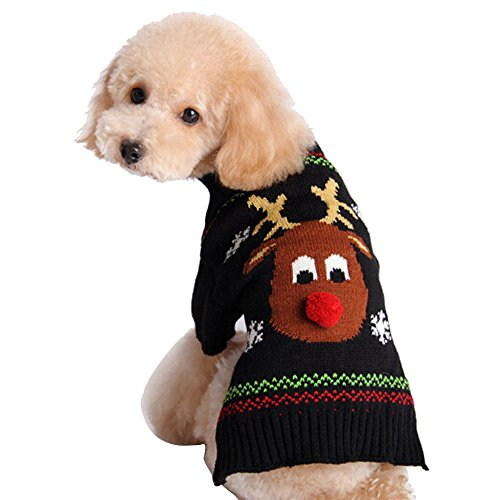 eizur-pet-dog-cute-christmas-sweater-puppy-cat-reindeer-pattern-jumper-autumn-winter-warm-coat-cloth
