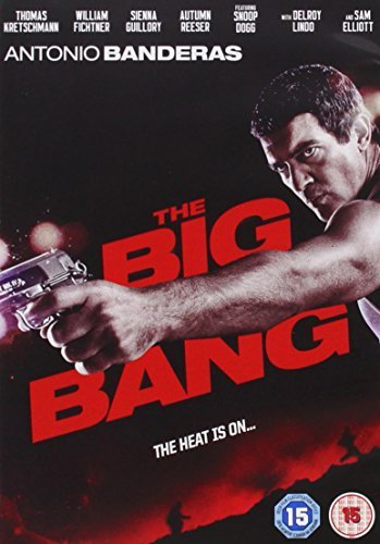 The Big Bang [DVD] by Antonio Banderas