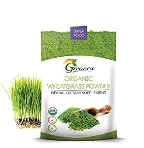 Grenera Wheatgrass Powder - 100 Grams