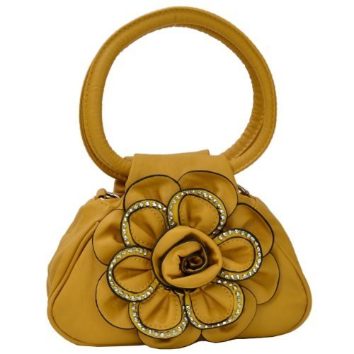 eyecatch-nina-ladies-studded-flower-handbag