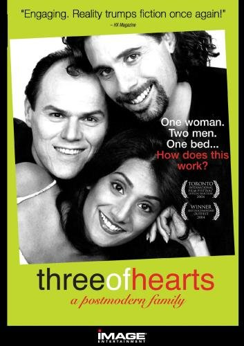 Three of Hearts: A Postmodern Family [Internacional] [DVD]